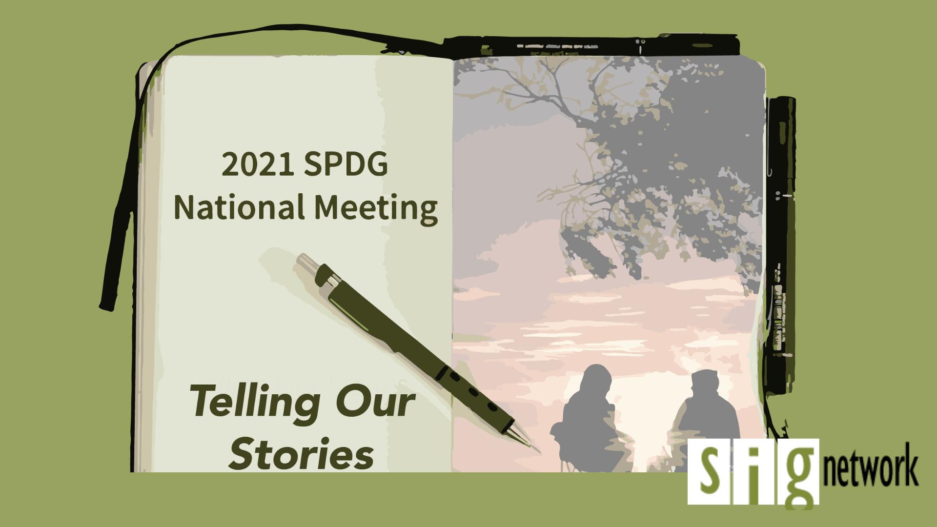 2021 SPDG National Meeting